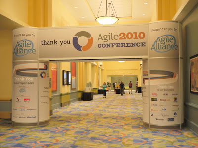 Agile 2010 Conferenceにいってきた Day1 AM