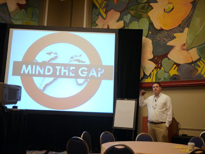 Agile2010 – Mind the Gap