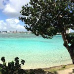 The view from Hilton Guam Tree Bar
